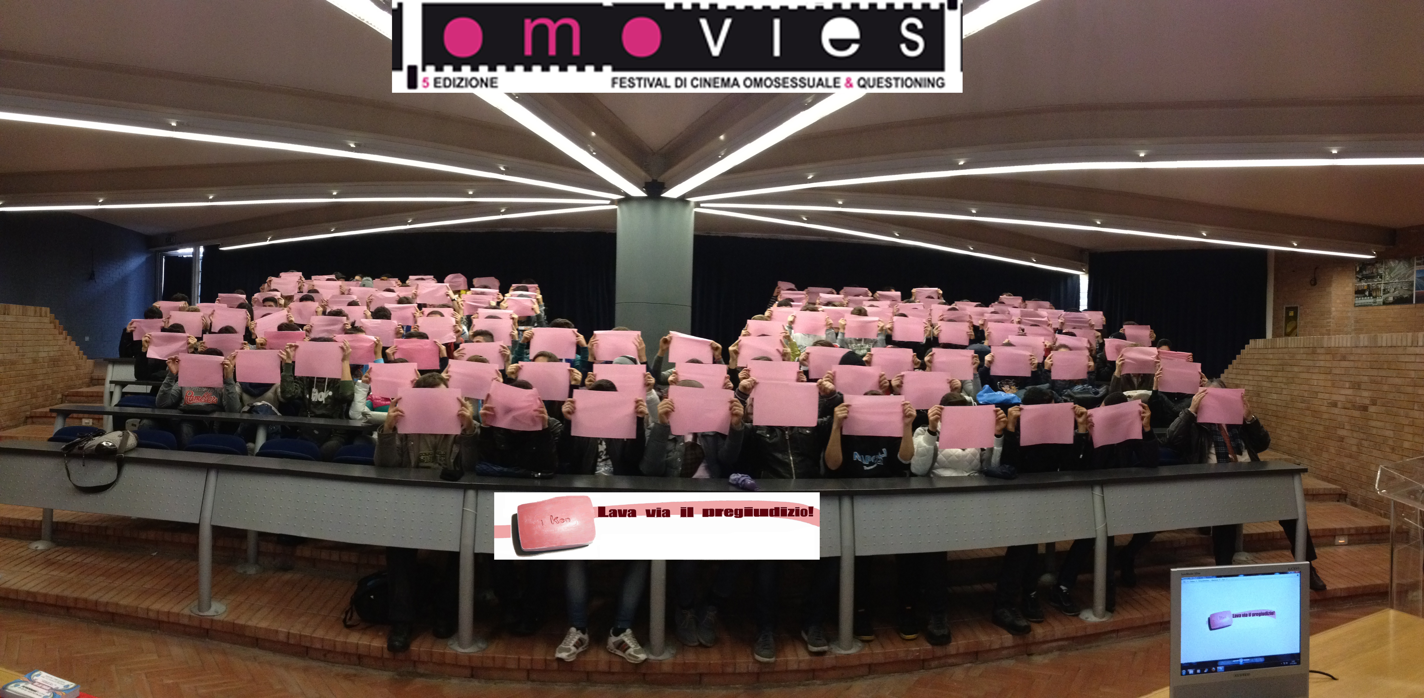 OMOVIES@SCHOOL – La Scuola in Rosa