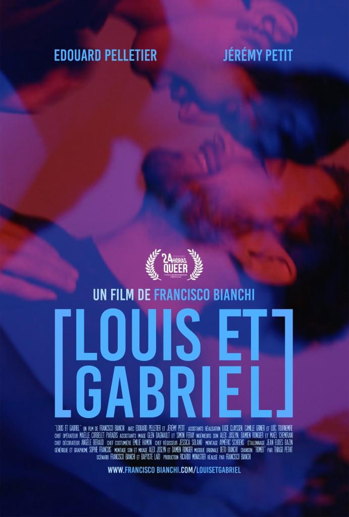 116-poster_Louis et Gabriel