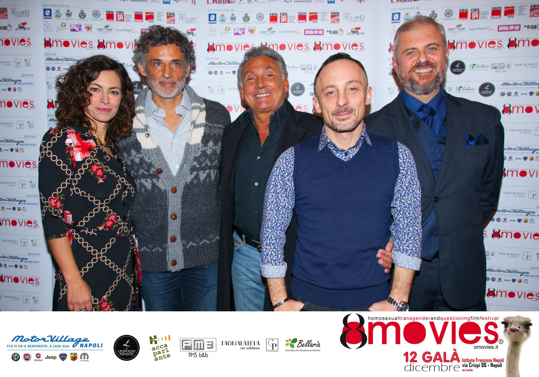 Annie Pempinello, Enrico Lo Verso, Francesco Paolantoni, Giusppe Bucci, Gian Marco Cesario