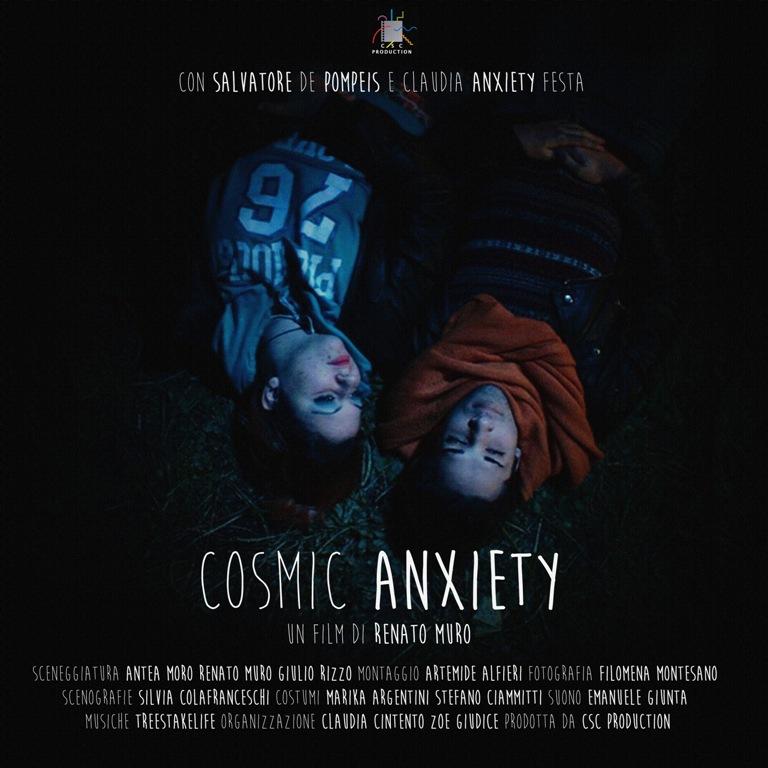 locandina cosmic anxietyA