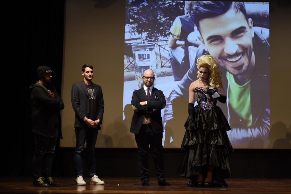 Premio Vincenzo Ruggiero - il ricordo degli amici ad omovies