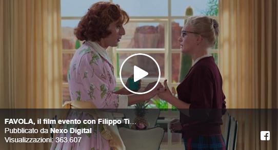 FAVOLA, il film evento con Filippo Timi, arriva al cinema solo il 25, 26 e 27 giugno!