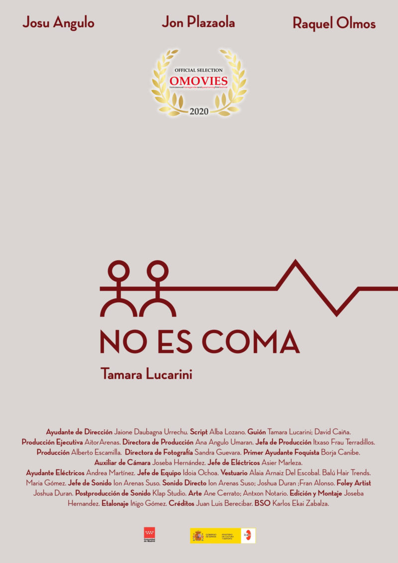 No es coma – Director Tamara Lucarini Dec 24