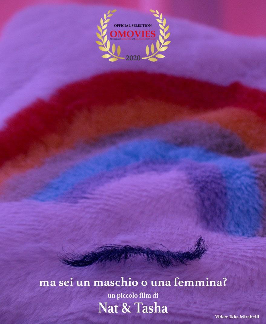 Ma sei un maschio o una femmina? – DirectorNat Tasha Lapiana e Ikka Mirabelli Dec 19