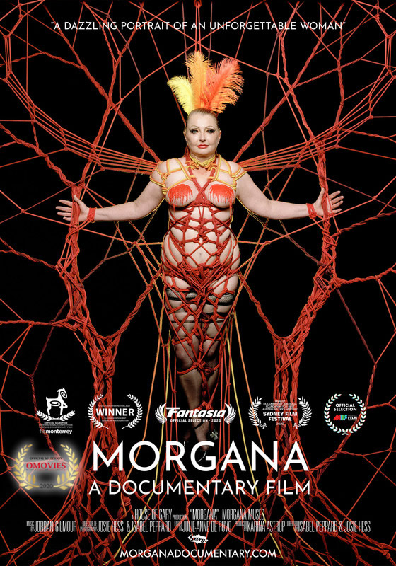 Morgana – Director  Isabel Peppard e Josie Hess 21 DEC