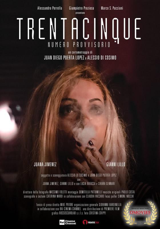Trentacinque – Numero Provvisorio Director  Alessio Di Cosimo – Juan Diego Puerta Lopez 20 Dec