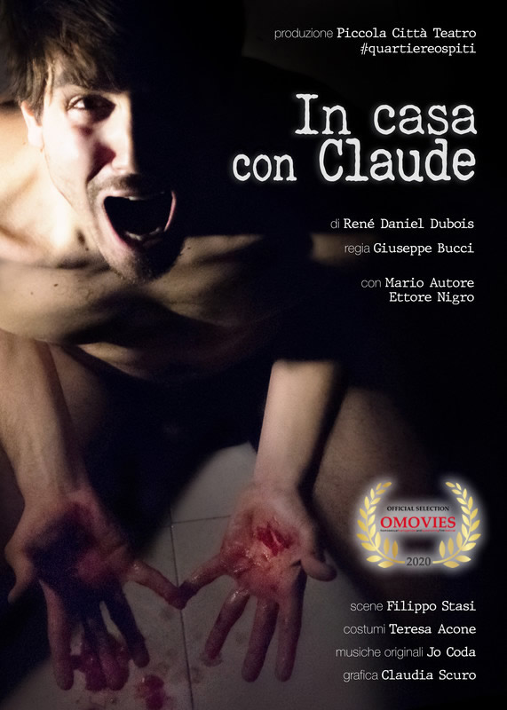 In casa con Claude – Director  Giuseppe Bucci 21 DEC