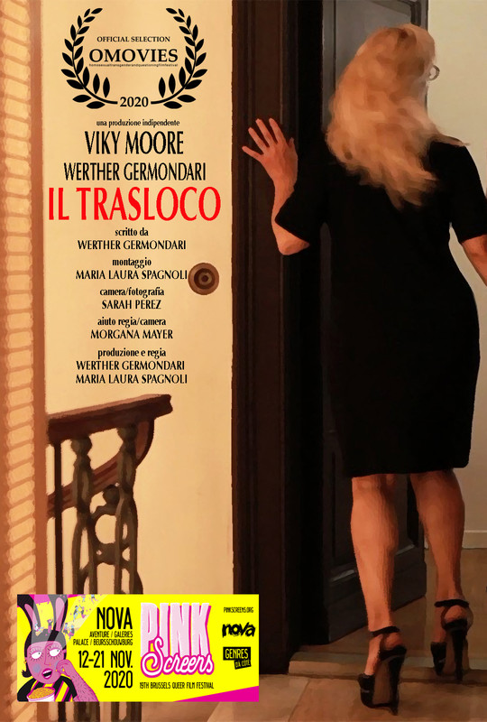 Il Trasloco Director Werther Germondari, Maria Laura Spagnoli December Wednesday 23