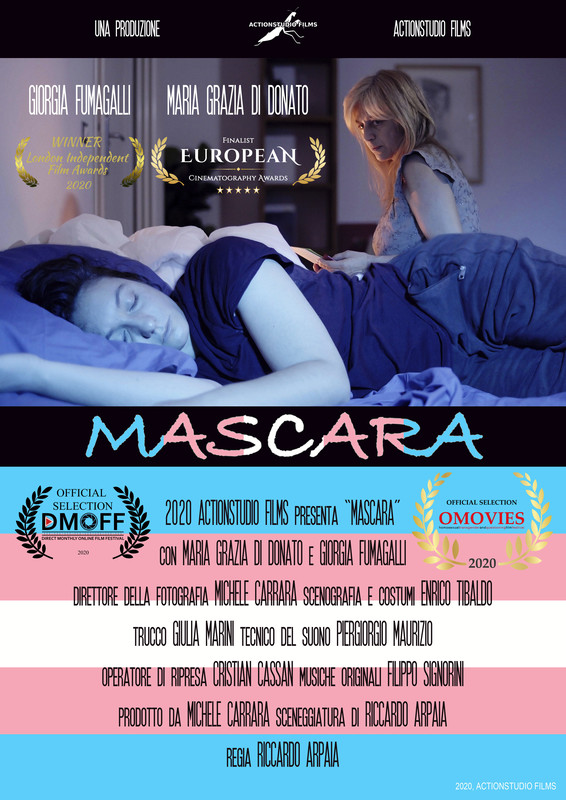 Mascara – DirectorRiccardo Arpaia Dec 19