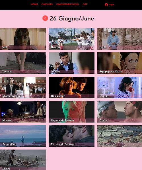 Screen Omovies@School International Film Festival VOL.6