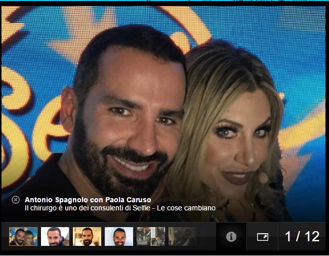 il bellissimo Antonio Spagnolo, lo scoop di #Fanpage.it … vuoi vedere che è gay?