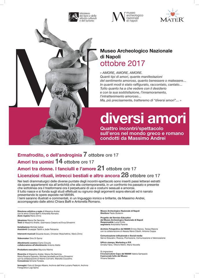 #MassimoAndrei e l'amore al #MAN una pregevole iniziativa culturale