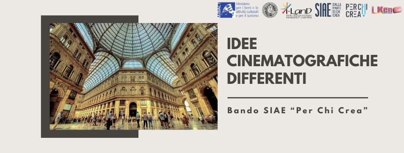 Progetto Idee Cinematografiche Differenti ad OMOVIES 12