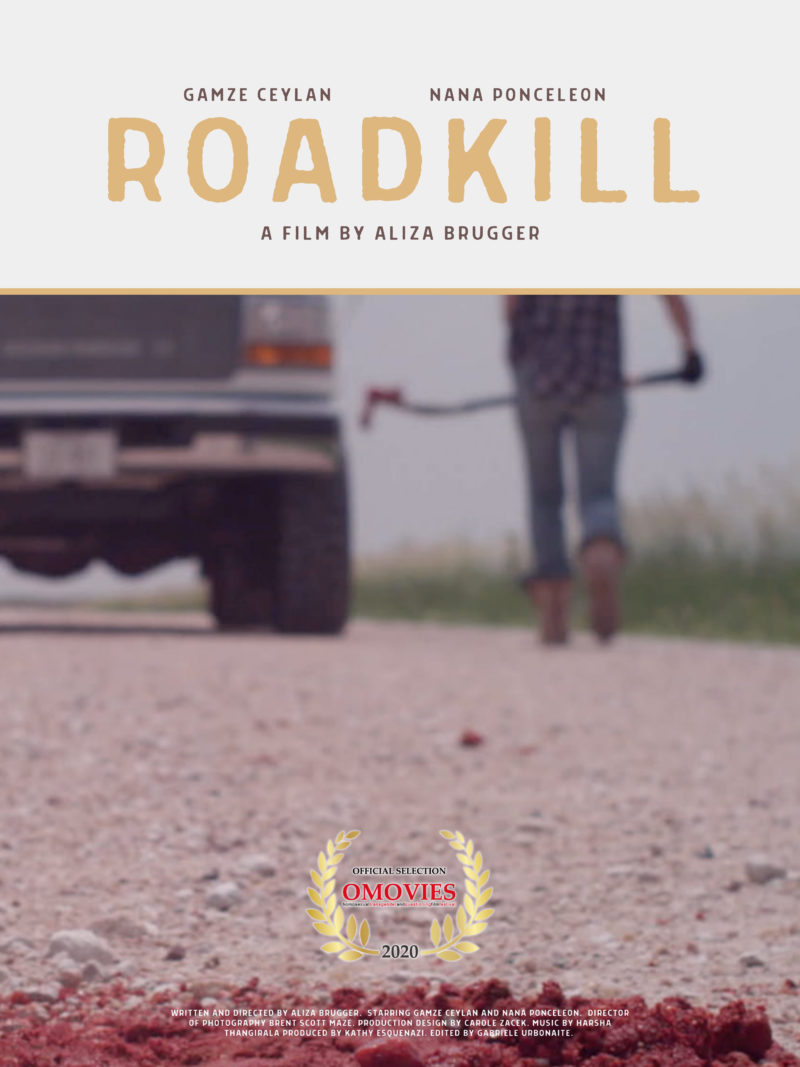 Roadkill – Director Aliza Brugger Dec 19