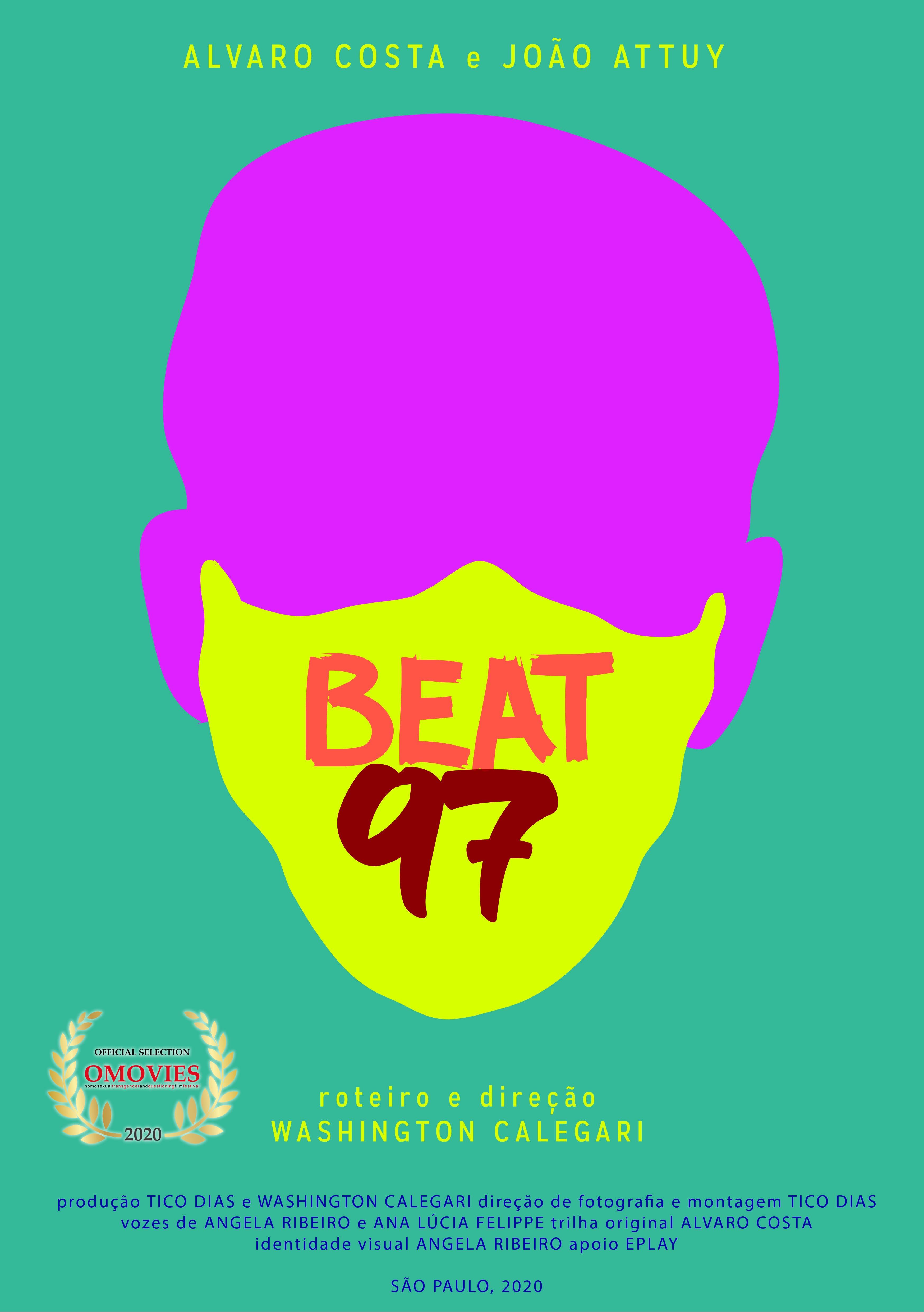 Beat 97 – DirectorWashington Calegari Dec 22