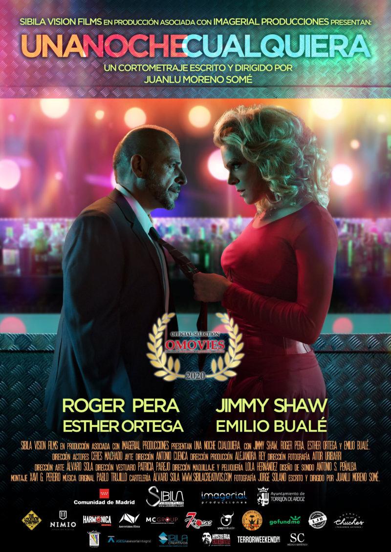 Una noche cualquiera – Director Juanlu Moreno Somé 20 DEC