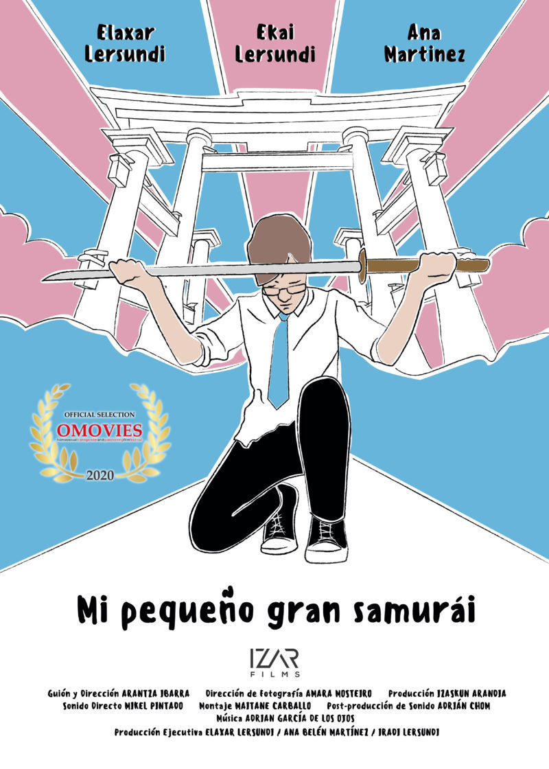 Mi pequeno gran samurai – DirectorArantza Ibarra 20 DEC