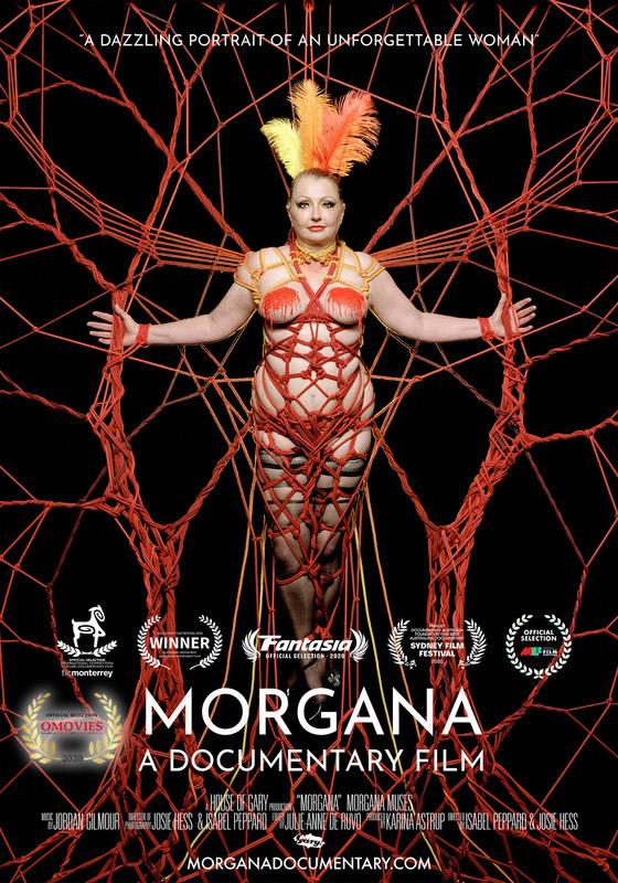 Morgana – DirectorIsabel Peppard e Josie Hess 21 DEC