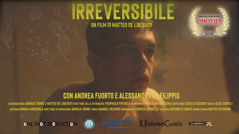 Irreversibile – Director  Matteo De liberato Dec 24