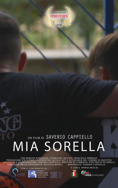 Mia Sorella – DirectorSaverio Cappiello 22 Dec
