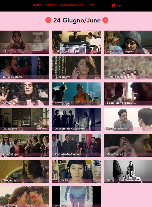 Screen Omovies@School International Film Festival VOL.4